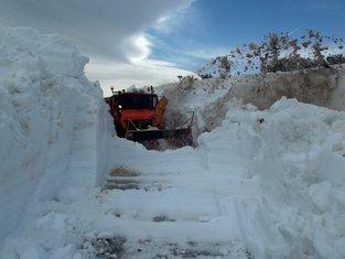 Snijeg Mala Crna Gora