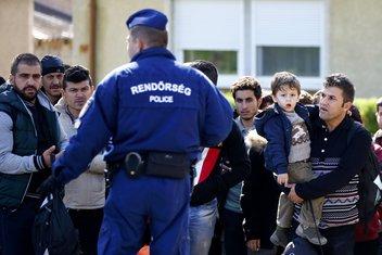 Migranti, izbjeglice, Mađarska