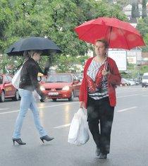Kiša, Hladnoća