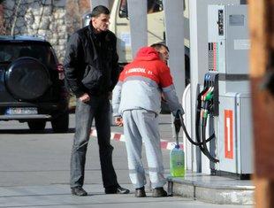 gorivo, benzinska pumpa