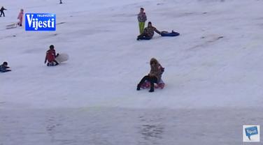 Skijanje, sankanje
