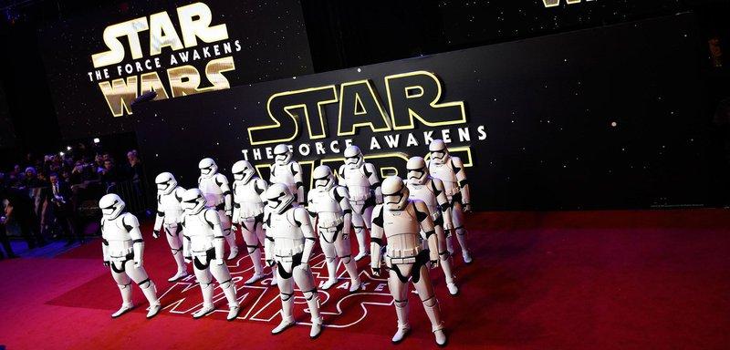 Ratovi zvijezda Buđenje sile