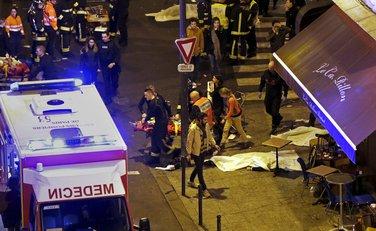 Pariz napad