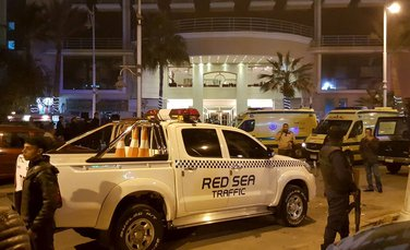 Egipat, policija