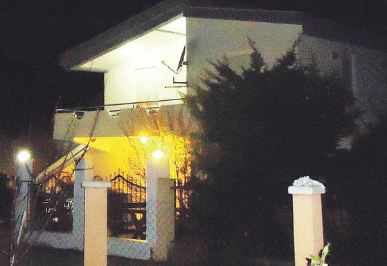 Kuća, Makaza