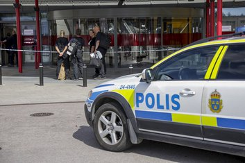 Švedska policija, Vasteras, IKEA