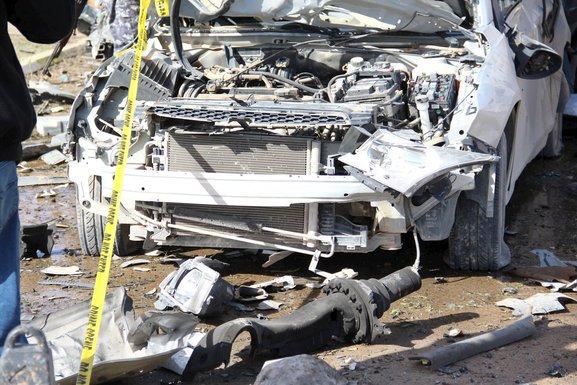 Libija auto bomba