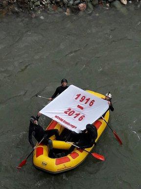 Božićni rafting