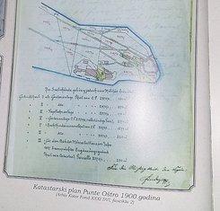 Rt Oštro mapa