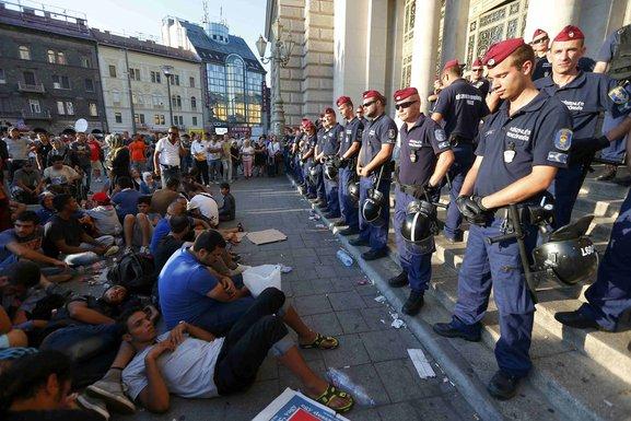 izbjeglice Mađarska
