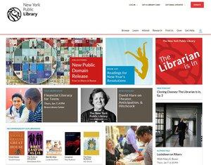 Biblioteka grada Njujorka