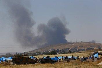 Sirija, Islamska država, Kobane