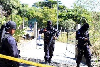 Salvador, policija