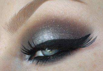 oči, šminka
