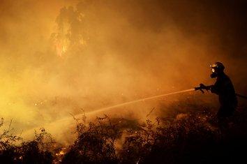 požari, Španija