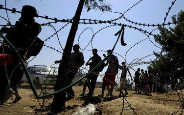 Makedonija migranti