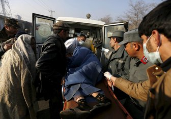 Avganistan, napad bombaša samoubice