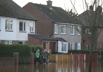 Velika Britanija, poplave