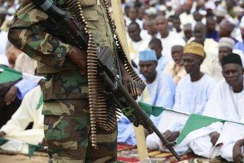 Nigerija, vojska