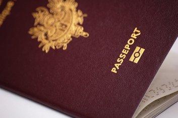 francuski pasoš