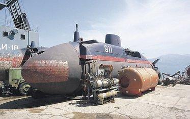 Podmornica Tisa