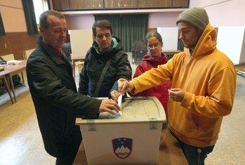 Slovenija izbori