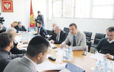 Radna grupa za parlamentarni dijalog