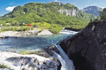 Grlja, vodopad