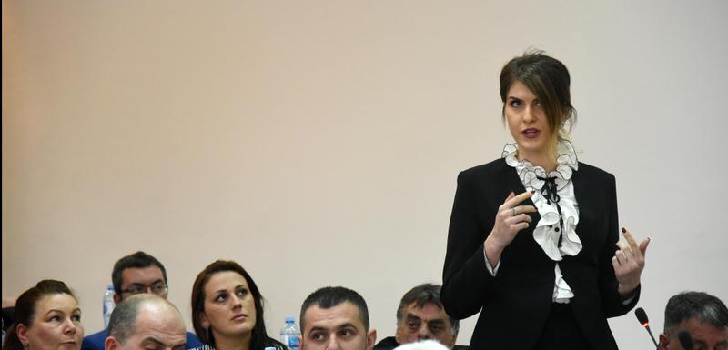 Hoće li biti više žena među odbornicma: Sa sjednice Skupštine opštine Tuzi