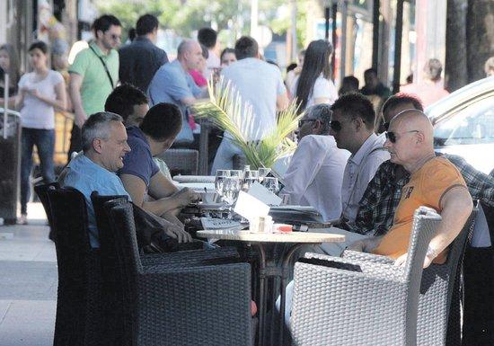 Kafić, Podgorica