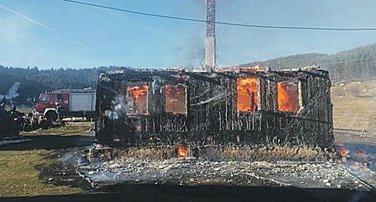 Slavoljub Anđelić kuća požar