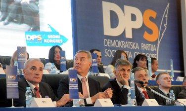 DPS, Kongres