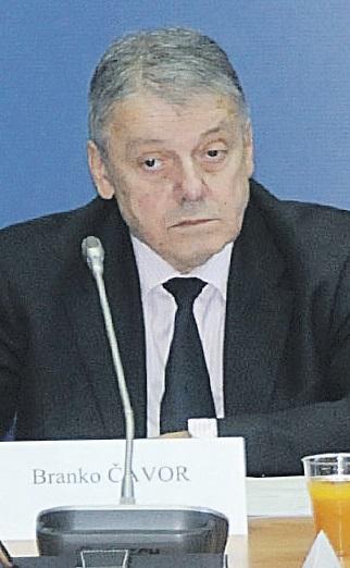 Branko Čavor (Novine)