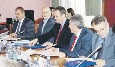 Radna grupa, Rade Bojović, Goran Danilović