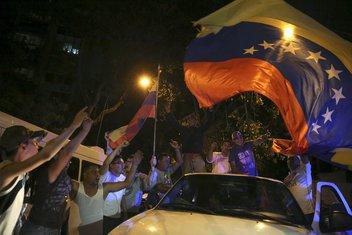 Venecuela opozicija