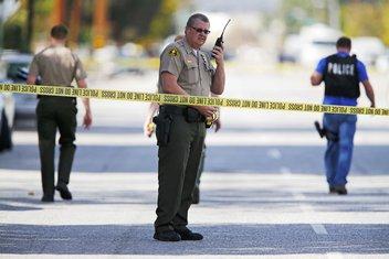 San Bernardino, policija, FBI