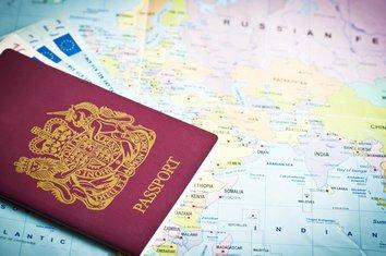 pasoš, granica