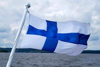 Finska zastava