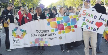 Parada Ponosa Podgorica 2013.