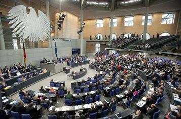 Bundestag, njemački parlament