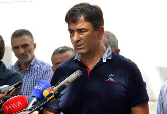 Demokratski front, Nebojša Medojević