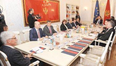 Sastanak lidera u Skupštini o krizi