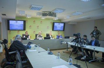Blanka Radošević Marović, Božidar Denda, Goran Macanović