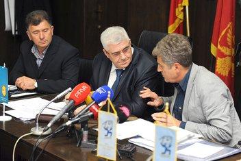 Srđa Keković, Duško Zarubica