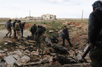 Alepo,Sirija