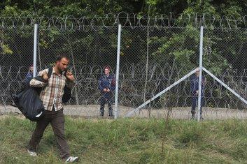 Mađarska, granica