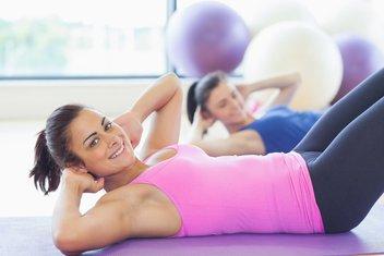 fitnes, vježbe