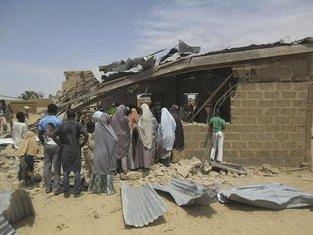 Nigerija, samoubilački napad