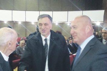 Filip Vujanović, Mirko Đačić