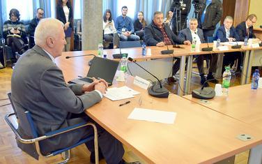 Marković na Odboru za ekonomiju, finansije i budžet